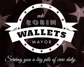 Robin Wallets for Mayor