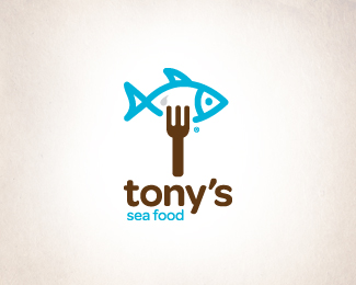 2dea3ac6ebfa1fa5f9f00039a2c69e65 76 Amazing Food and Wine Related Logo Designs