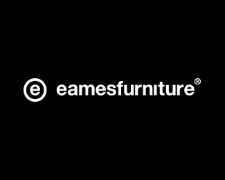 Eames Furniture Logo