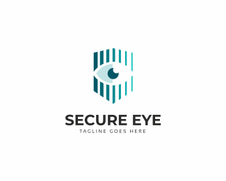 Secure Eye Logo