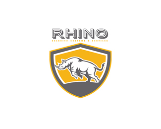 Rhino Security Systems Logo