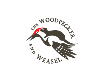 Woodpecker & Weasel