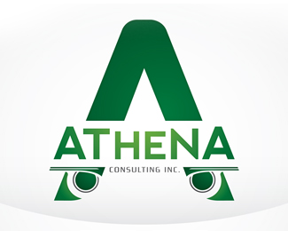 Athena Consulting, Inc. (2nd Logo)