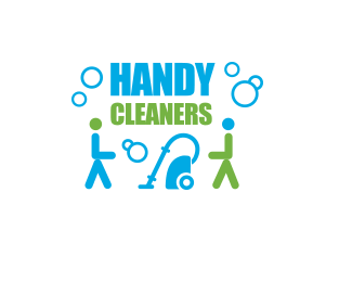 Handy Cleaners Logo
