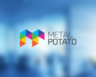 Metal Potato Rebrand