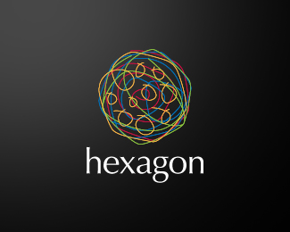 Hexagon - colour