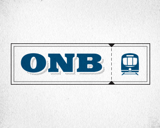 Overnight Buses Train Ticket Logo