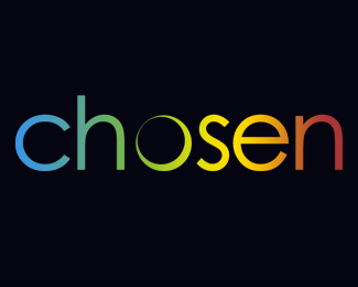 Chosen Logo - Plain