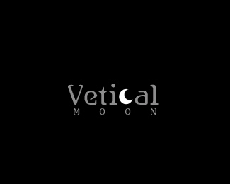 Vertical Moon