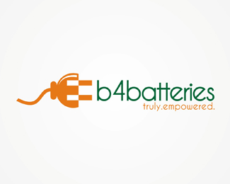 Battery Logo Design