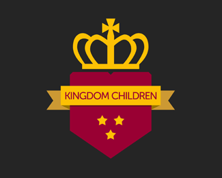 Logopond Logo Brand Identity Inspiration Kingdom Children