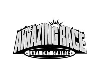Amazing Race - Lava Hot Springs