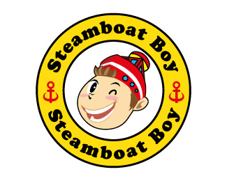 Steamboat Boy
