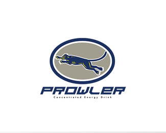 Prowler Concentrated Energy Drink Logo