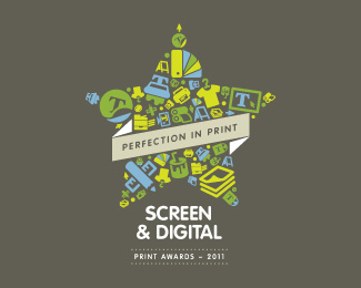 Screen & Digital Print Awards - 2011