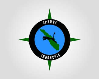 Logo for 'Sparta Indonesia'
