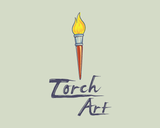 Logo_Torch_Art