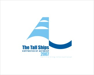NEW LOGO for Tall Ships' Races