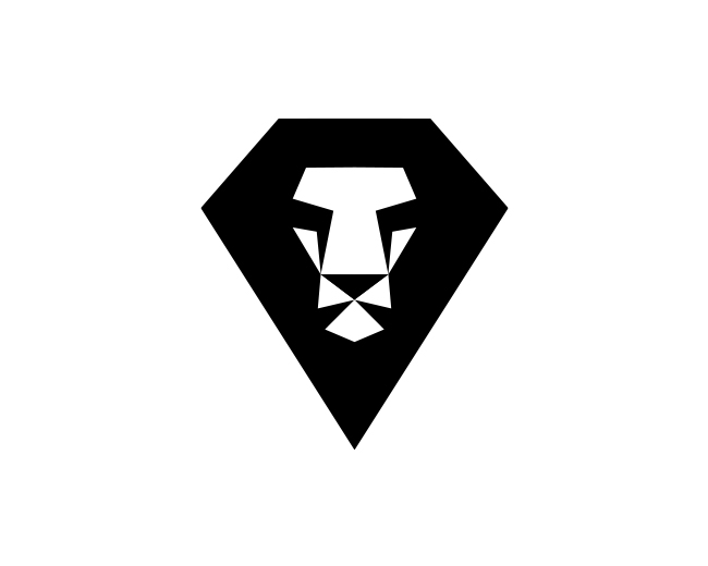Diamond Lion Logo