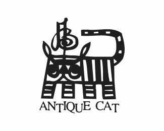 Antique cat