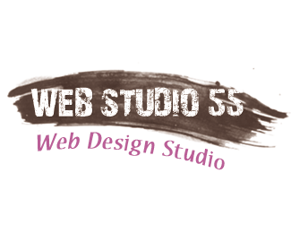 WebStudio55 Logo