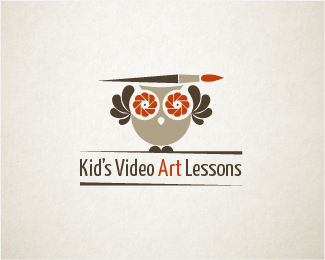 Kid's Video Art Lessons