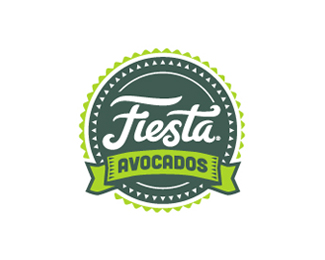 Fiesta avocados badge