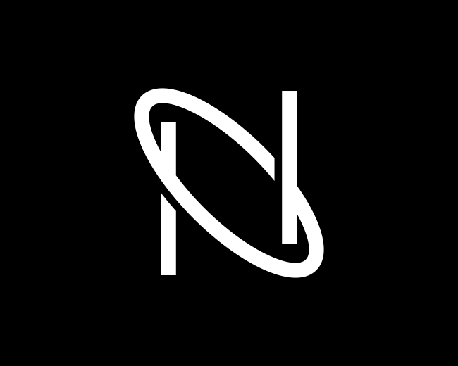 Neutron N Monogram