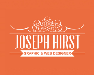 Joseph Hirst - Personal logo for self established