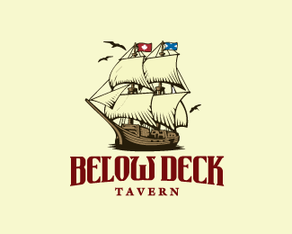 Below Deck - Logo