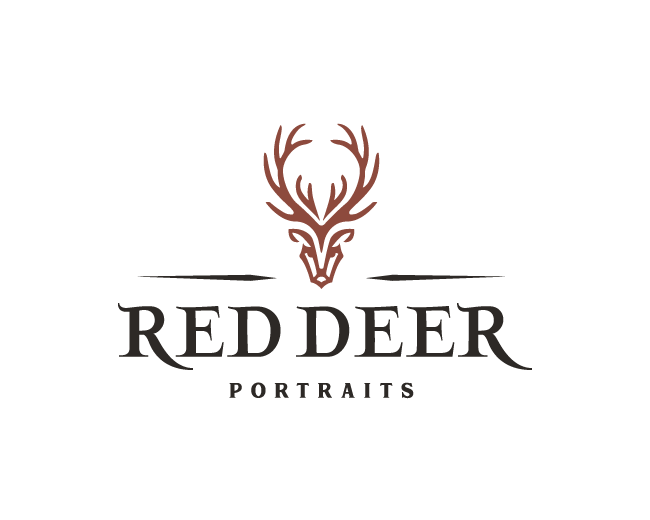 Red Deer Portraits
