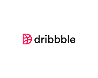 Dribbble Logo Redesign