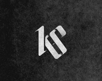 K S Logo LogoPond