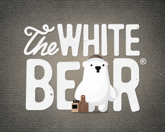 The white bear beer