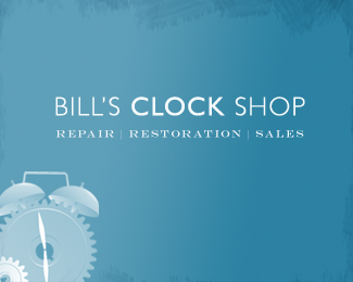 Bill's Clock Shop