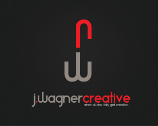 J. Wagner Creative Business Logo - touch up