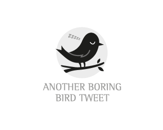 Another Boring Bird Tweet