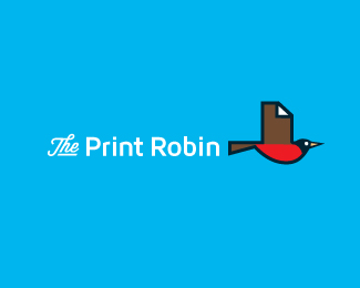 The Print Robin