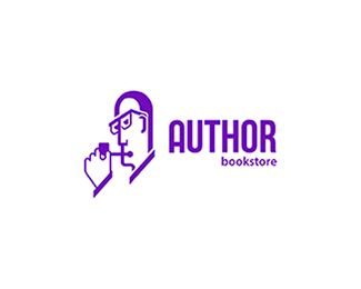 Author crime bookstore