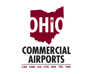 Ohio Commercial Airports #1