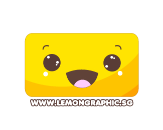 Lemongraphic First Logo