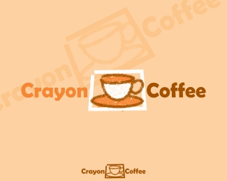crayon coffee