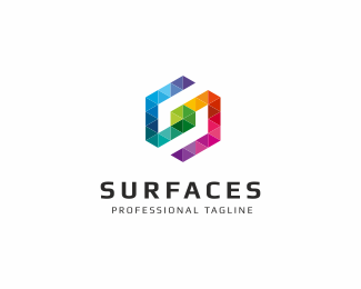 Surfaces S Letter Logo
