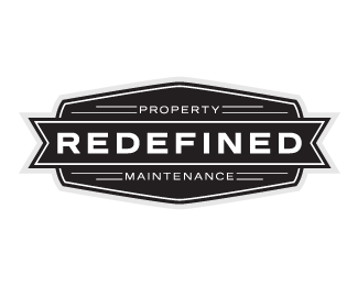Redefined logo black