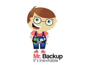 Mr.Back Up