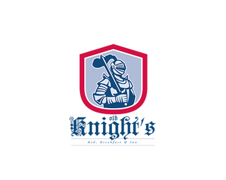 Old Knights Bed and Breakfast Inn Logo