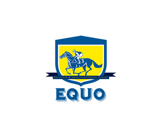 Equo Equestrian Sports Center Logo