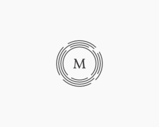 M in circles