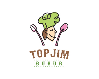 top jim bubur