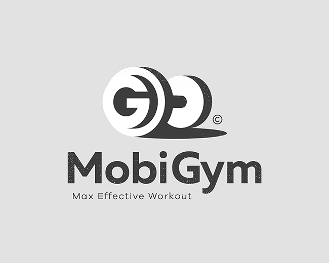 Logo Mobi Gym / Max Effective Workout